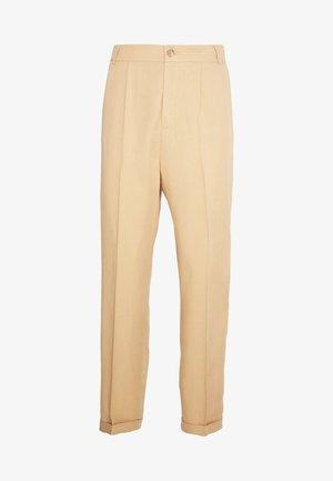 MAJOOLA - Trousers - soft ginger