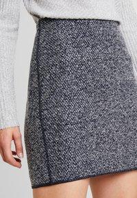 Opus - RAVENNA HAZY - A-line skirt - simply blue - 4
