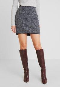 Opus - RAVENNA HAZY - A-line skirt - simply blue - 0