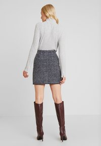 Opus - RAVENNA HAZY - A-line skirt - simply blue - 2