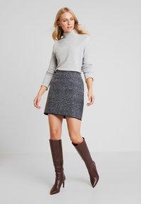 Opus - RAVENNA HAZY - A-line skirt - simply blue - 1
