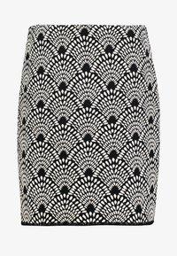 Opus - RAVENNA BABYLON - Mini skirt - black - 3