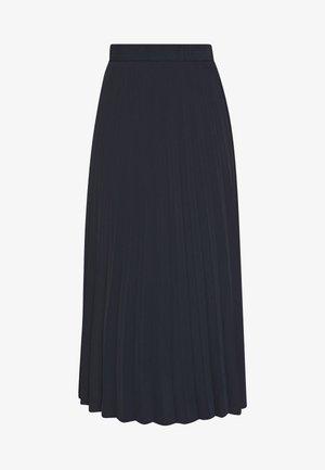 RICCA - A-line skirt - just blue