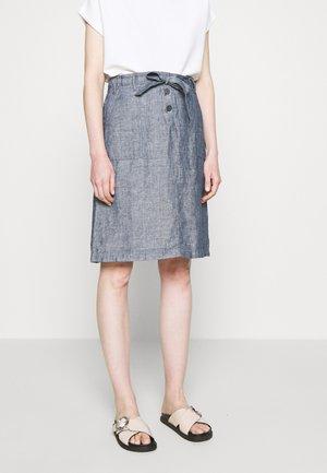 RANEE - Pencil skirt - forever blue