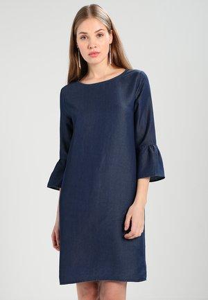 WINY CHAMBRAY - Spijkerjurk - clean blue