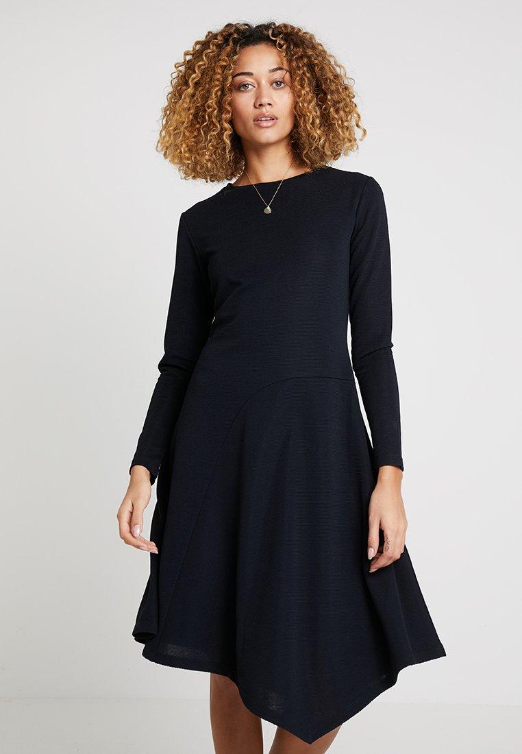 Opus - WINULA - Jerseykleid - simply blue