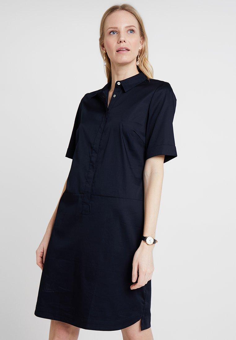 Opus - WILLMARI - Shirt dress - simply blue