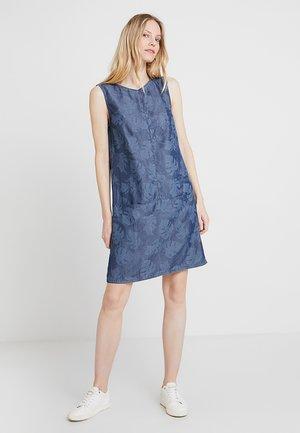 WERONIE TROPICAL - Korte jurk - blue