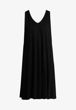 WINGA - Jersey dress - black