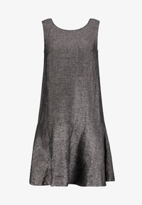 Opus - WOLINE - Korte jurk - grey - 5