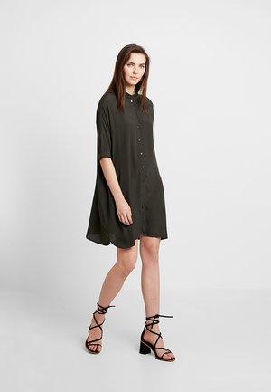FADI - Košilové šaty - oliv green