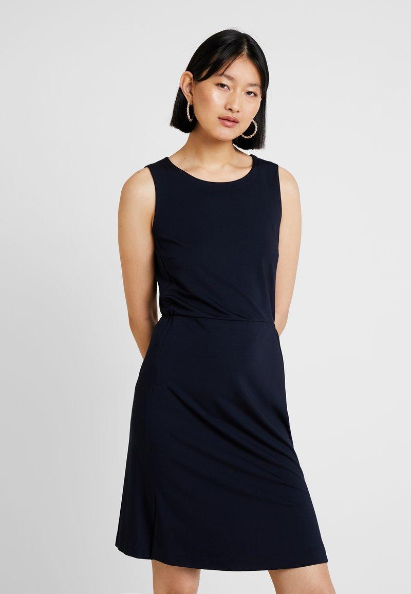 Opus - WENJA - Jerseykleid - simply blue