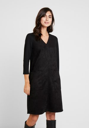 WANORA - Korte jurk - black