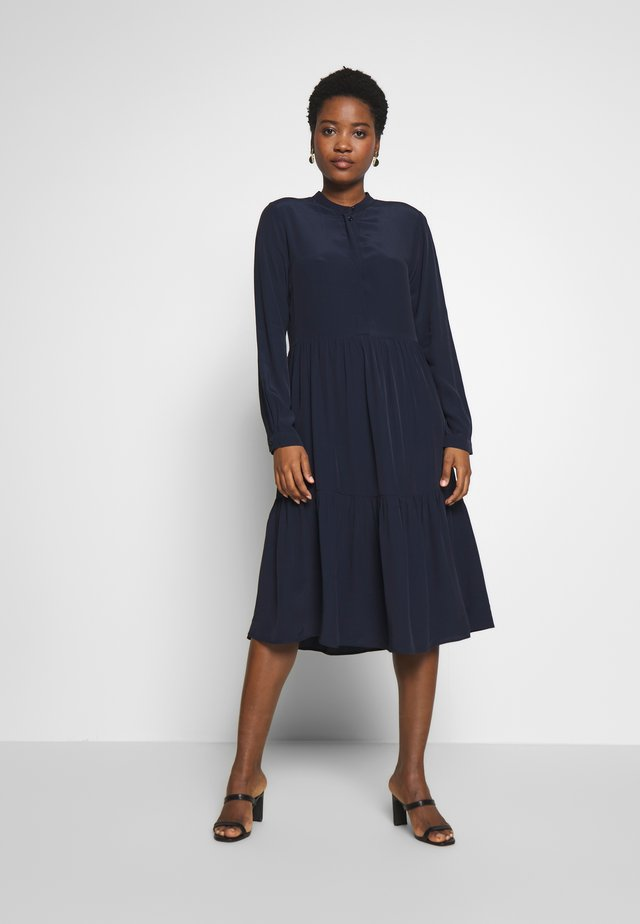 WERANI - Shirt dress - just blue