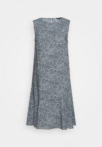 Opus - WENOLA ANIMAL - Day dress - forever blue - 4