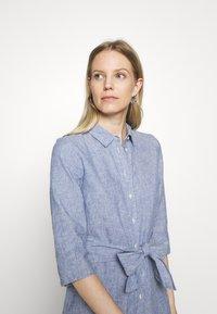 Opus - WUTA - Shirt dress - forever blue - 4