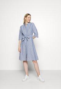 Opus - WUTA - Shirt dress - forever blue - 0