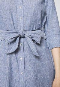 Opus - WUTA - Shirt dress - forever blue - 6
