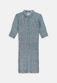 Opus - WILLMAR - Vestido camisero - forever blue - 4