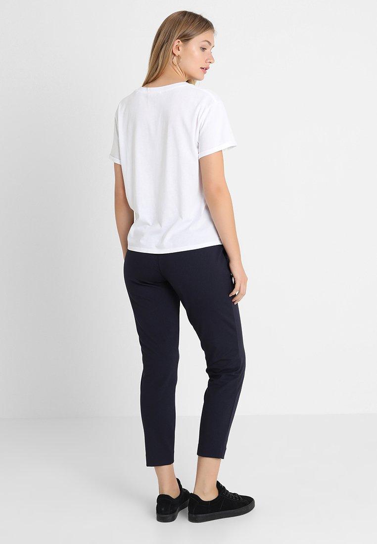 Opus - STARI  - T-Shirt print - white