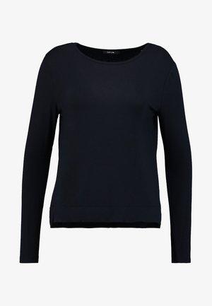 SEMKE - Bluzka z długim rękawem - simply blue