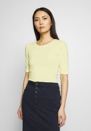 DAILY  - Basic T-shirt - fresh lemon
