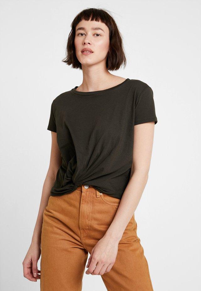 STANLEY - T-Shirt print - oliv green