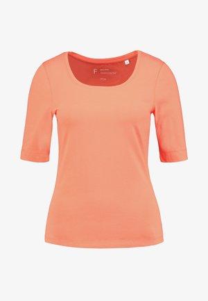 DAILY - T-shirt basic - fresh coral