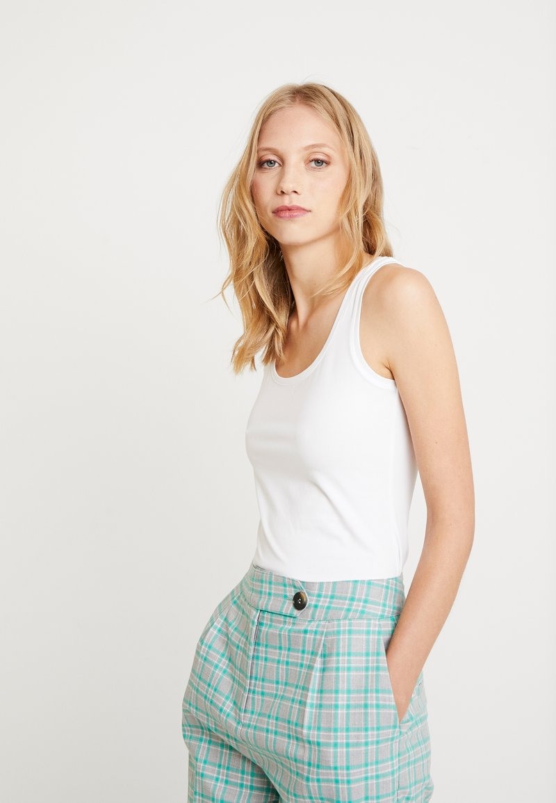 Opus - DAILY - Top - white