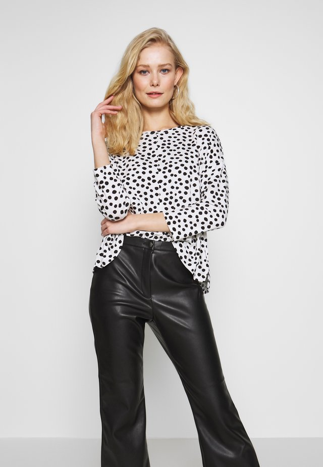 SOTTI - Long sleeved top - milk
