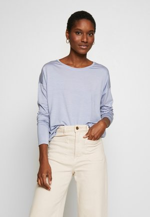 SAPU - Long sleeved top - morning blue