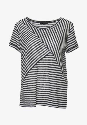 SESTA - T-shirt print - dark blue