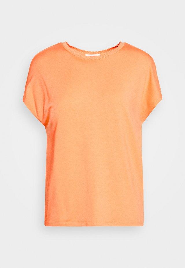 SUDELLA CROCHET - Basic T-shirt - fresco