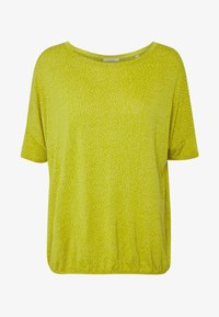 Opus - SULKI - T-shirts med print - green leaf - 4