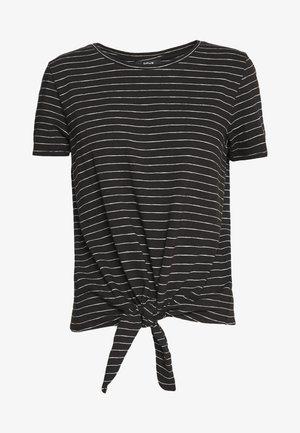 SOLLONA - T-Shirt print - black