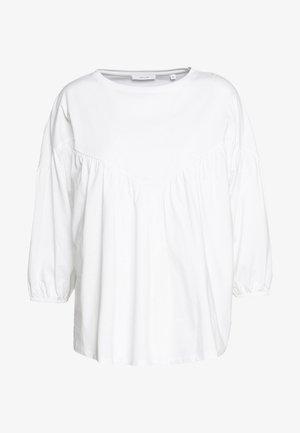 SOHEME - T-shirt con stampa - white