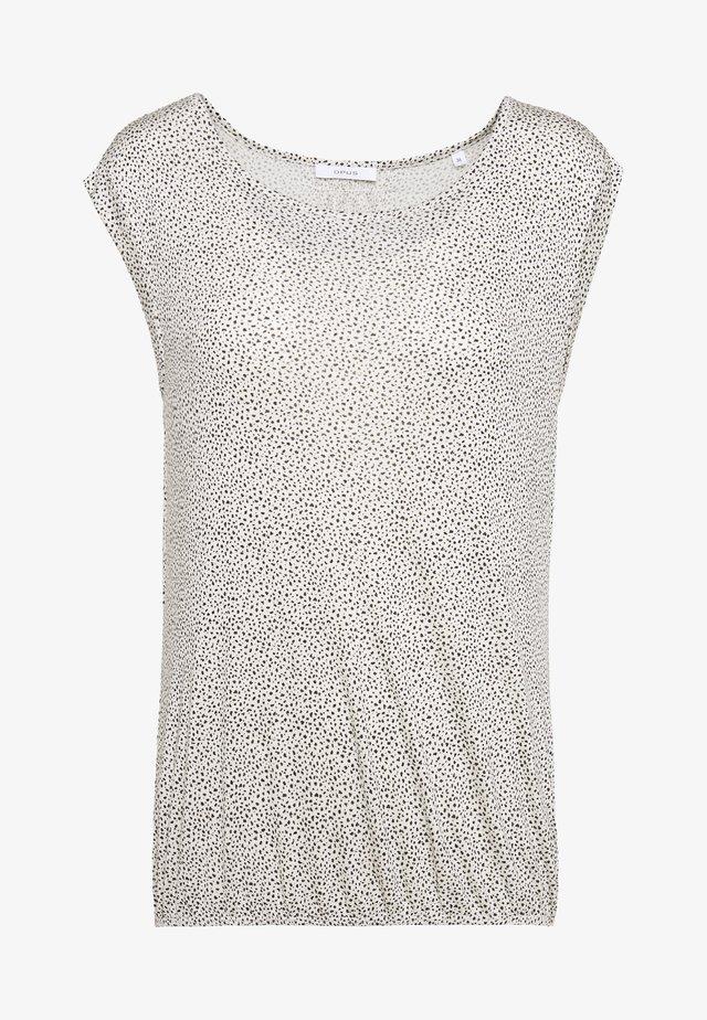 STROLCHI DOT - T-Shirt print - light nature