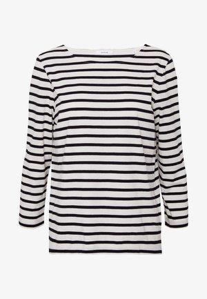 SIPES - Long sleeved top - black