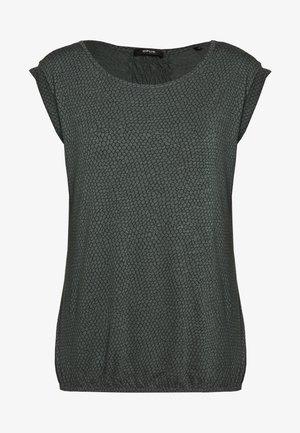 STROLCHI REPTILE - Print T-shirt - caper