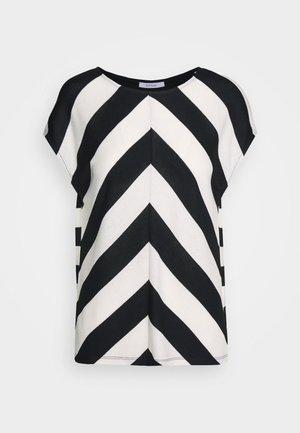 SIDA - T-shirts med print - black