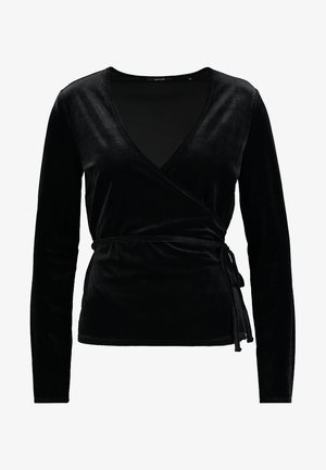 SENDOLA - Langarmshirt - black