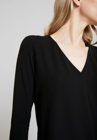 Opus - FASINA - Blouse - black - 5