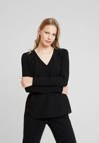Opus - FASINA - Blouse - black - 3