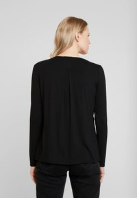 Opus - FASINA - Blouse - black - 2