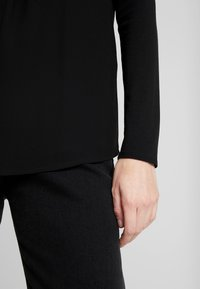 Opus - FASINA - Blouse - black - 7