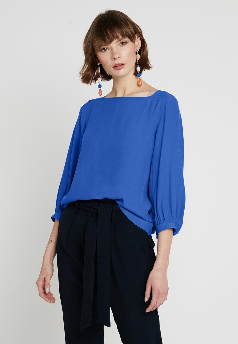 Opus - FARRIE - Bluser - blue iris