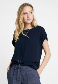 Opus - SKITA - Blouse - simply blue - 0