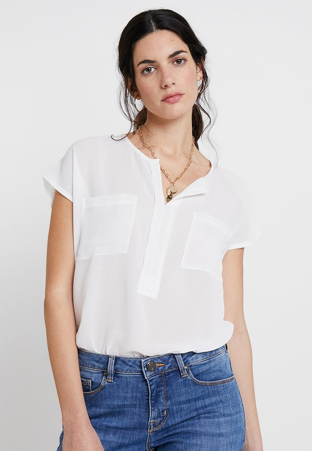 FLUSI - Blouse - milk