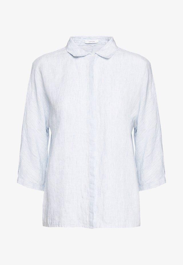 FRONA - Button-down blouse - light breeze