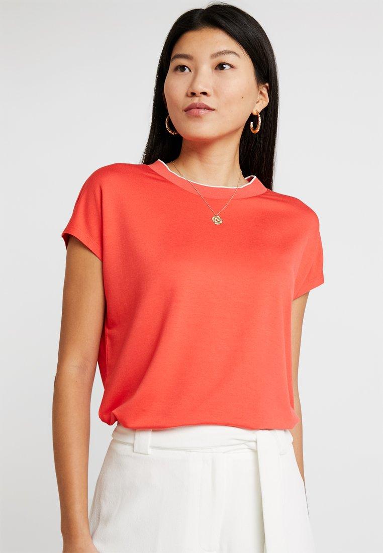 Opus - SUDELLA - T-Shirt basic - paradise red